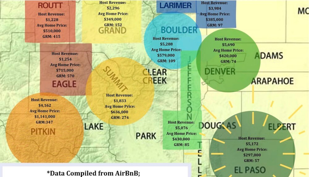 airbnb map