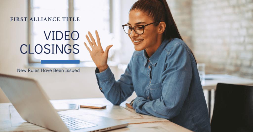 Video Closings